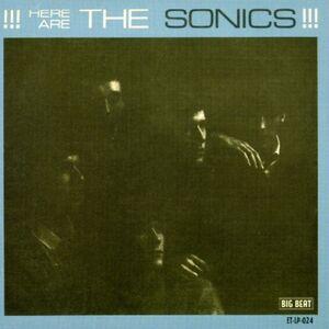 CD Here Are the Sonics di Sonics