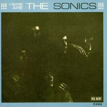 Here Are the Sonics - CD Audio di Sonics