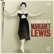 Country Soul of Margaret Lewis - Vinile LP di Margaret Lewis