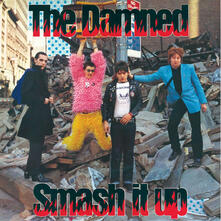Smash it up - Burglar (Coloured Vinyl) - Vinile 7'' di Damned
