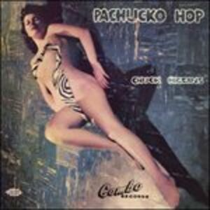 Foto Cover di Pachucko Hop, CD di Chuck Higgins, prodotto da Ace Records