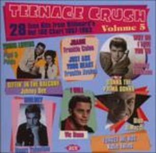 Foto Cover di Teenage Crush vol.5, CD di  prodotto da Ace 0