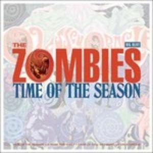 CD Time of the Season di Zombies