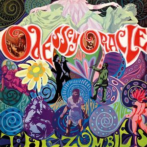 CD Odessey & Oracle di Zombies 0