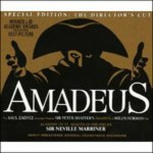 CD Amadeus Original Soundtrack Recording di Amadeus