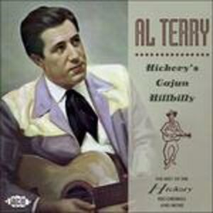 CD Hickory's Cajun Hillbilly di Al Terry 0