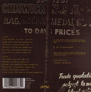 Foto Cover di Fool's Gold, CD di  prodotto da Chiswick 1