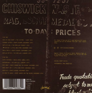 CD Fool's Gold  1
