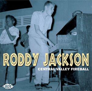 CD Central Valley Fireball di Roddy Jackson 0