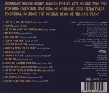 CD Central Valley Fireball di Roddy Jackson 1