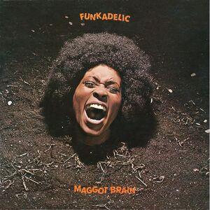 Foto Cover di Maggot Brain, CD di Funkadelic, prodotto da Westbound