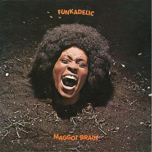 CD Maggot Brain di Funkadelic