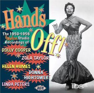 Foto Cover di Hands Off!, CD di  prodotto da Ace