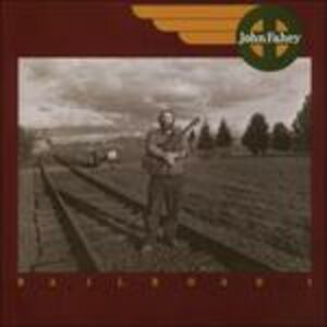 Foto Cover di Railroad 1, CD di John Fahey, prodotto da Takoma 0