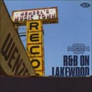 CD R&B on Lakewood Boulevard  0