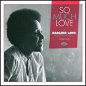 CD So Much Love. Anthology 1958-1998 di Darlene Love
