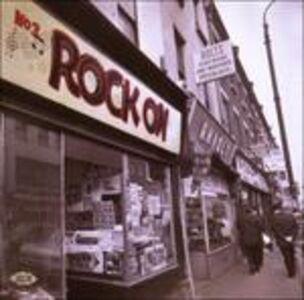 CD Rock on  0