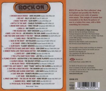 CD Rock on  1