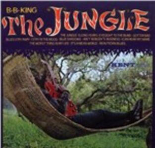 Foto Cover di Jungle, CD di B.B. King, prodotto da Ace