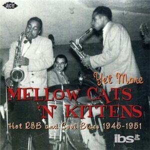 CD Yet Mor Mellow Cat N