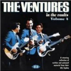 CD In the Vaults vol.4 di Ventures