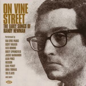 CD On Vine Street. The Early Songs of Randy Newman