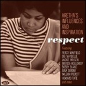 CD Respect. Aretha's influences and Inspiration