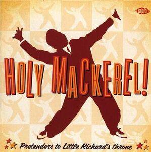 Foto Cover di Holy Mackerel!, CD di  prodotto da Ace