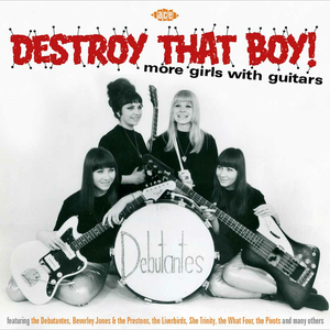 CD More Girls with Guitars di Destroy That Boy!