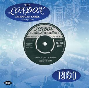 CD The London American Label. Year by Year 1960