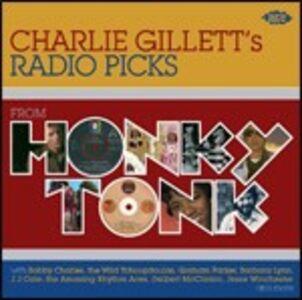 Foto Cover di Honky Tonk. Charlie Gillett's Radio Picks, CD di  prodotto da Ace
