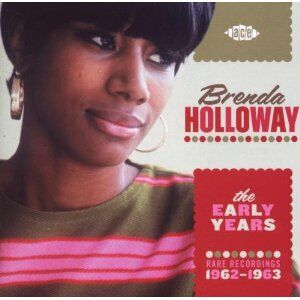 CD The Early Years. Rare Recordings 1962–1963 di Brenda Holloway