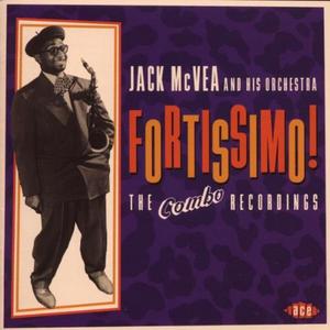 CD Fortissimo! The Combo Recordings di Jack Mcvea (Orchestra)