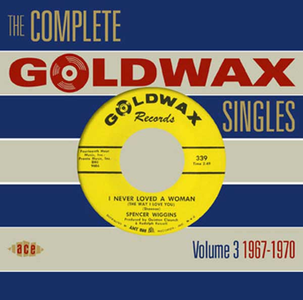 CD Complete Goldwax Singles vol.3 1967-1970
