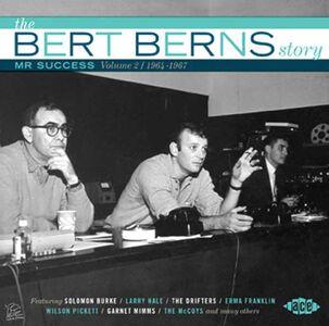 CD Bert Berns Story vol.2: Mr. Success 1964/1967 di Bert Berns