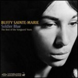 CD Soldier Blue di Buffy Sainte-Marie