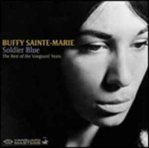 CD Soldier Blue di Buffy Sainte-Marie