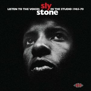 CD Listen to the Voices in the Studio 1965-1970 di Sly Stone