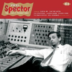 CD Phil Spector. The Early Productions