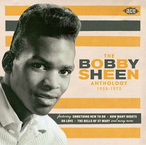 CD The Bobby Sheen Anthology 1958-1975 di Bobby Sheen