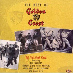 CD The Best of Golden Crest
