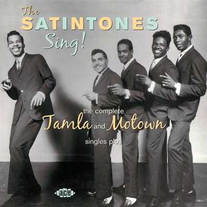 CD Sing! The Complete Tamala and Motown Singles di Satintones