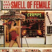 Smell of Female - Vinile LP di Cramps