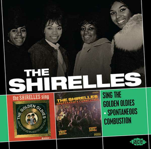 CD Sings the Golden Oldies - Spontaneous Combustion di Shirelles