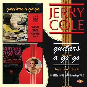 CD Guitars a Go Go vol.1 & vol.2 di Jerry Cole