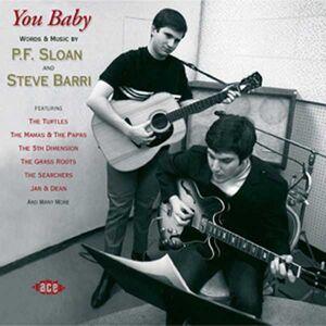 CD You Baby. PF Sloan and Steve Barri