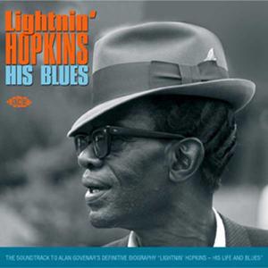 CD His Blues di Lightnin' Hopkins