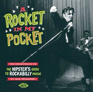 CD A Rocket in My Pocket. The Hipster's Guide to Rockabilly Music