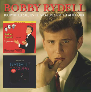 CD Salutes the Great Ones-At the Copa di Bobby Rydell 0