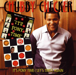 CD It's Pony Time - Let's Twist Again di Chubby Checker
